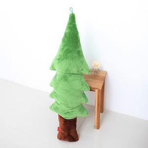 나무 바디필로우 올리브 140cm
