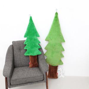 나무 바디필로우 그린 110cm